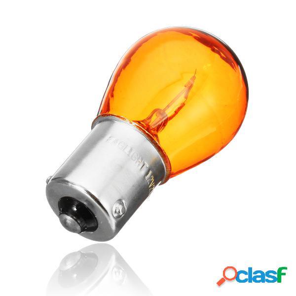 12V 1156 PY21W BAU15S Lâmpada de indicador de reversão de
