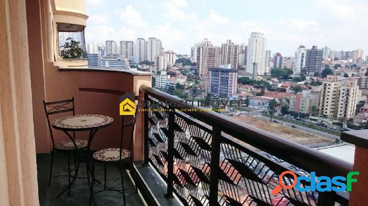 Apartamento á Venda 03 Quartos, (2) Suites - Vila