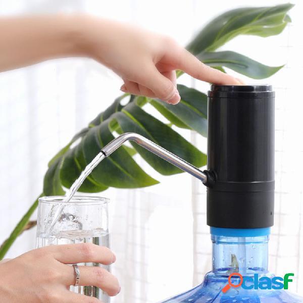 Bomba de água de carregamento USB portátil Dispositivo de