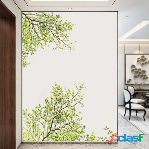 Etiquetas de arte de parede de ramo de árvore Decalque de