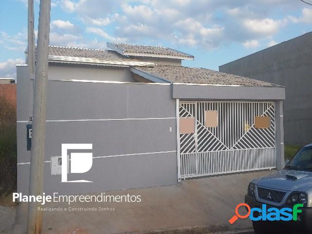 Excelente casa no Bairro Residencial Girassol em Itupeva