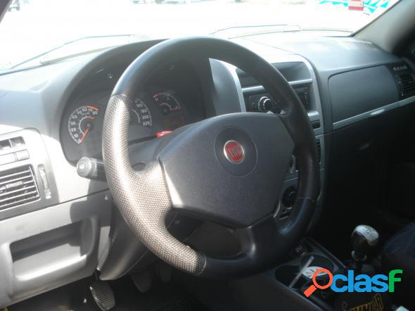 FIAT PALIO WEEKEND ELX 1.4 MPI FIRE FLEX 8V PRETO 2010 1.4