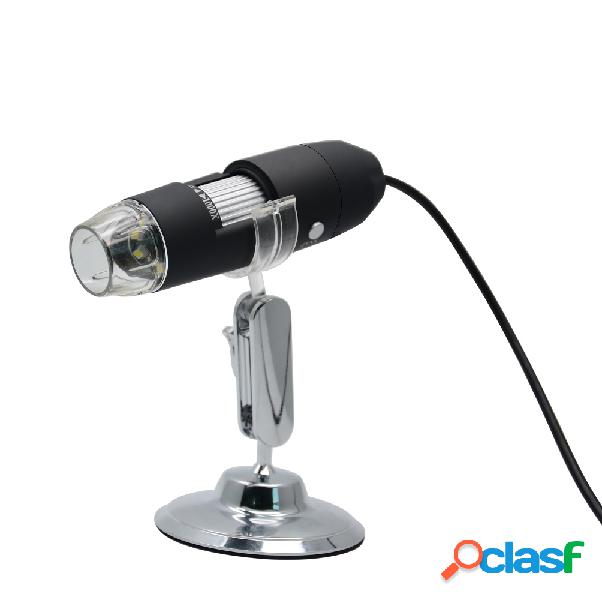 HD 2.0MP 1000X 3 EM 1 Microscópio Eletrônico Estéreo USB