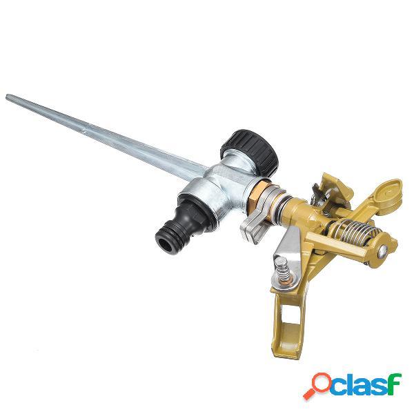 Jardim Metal Impulse Spike Pulverizador de água Sprinkler