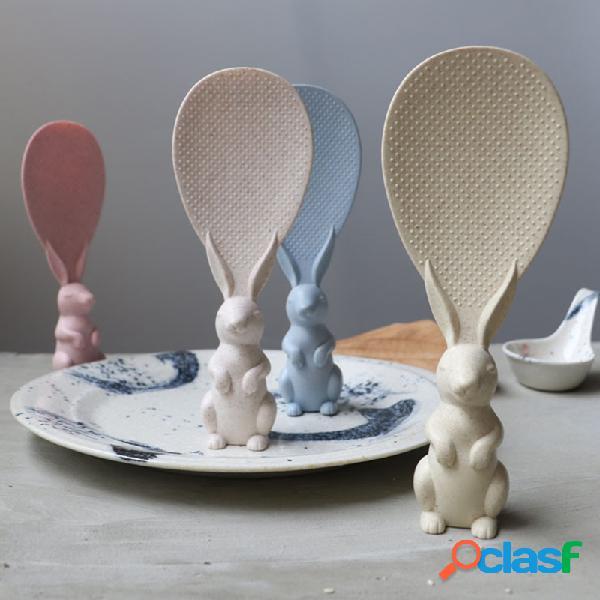 Peter Rabbit Pá Colher De Arroz Material De Proteção