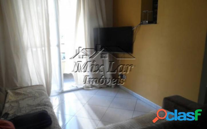 REF 162856 Apartamento no Bairro do Jardim Veloso - Osasco