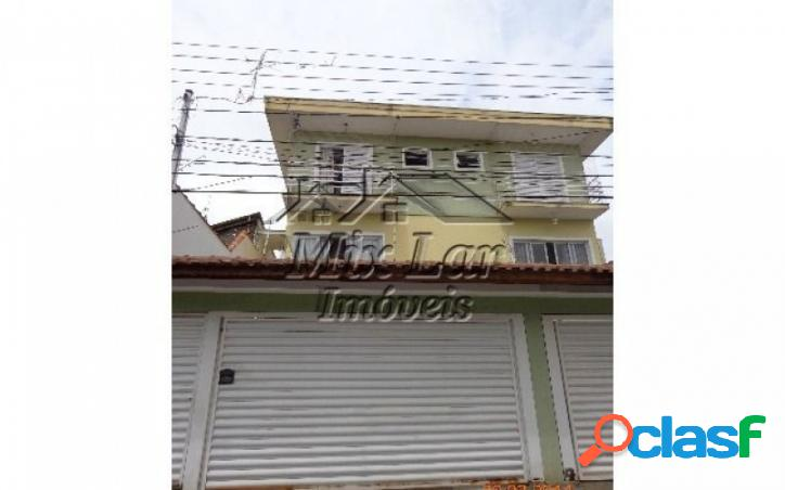 REF 163116 Casa Sobrado no bairro Jardim D'Abril- Osasco -
