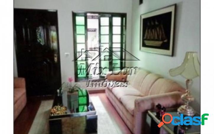 REF 163244 Casa Sobrado no bairro Jardim das Flores - Osasco