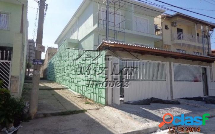 REF 163281 Casa Sobrado no bairro Jardim das Flores - Osasco
