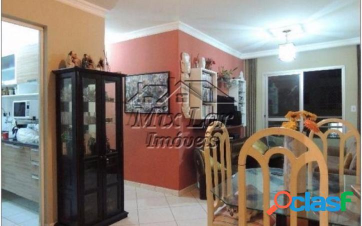REF 163333 Apartamento no Bairro do Jardim Sindona - Osasco