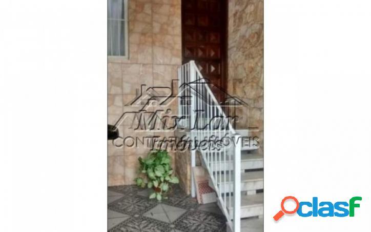 REF 163392 Casa Sobrado no bairro Jardim Santo Antonio -