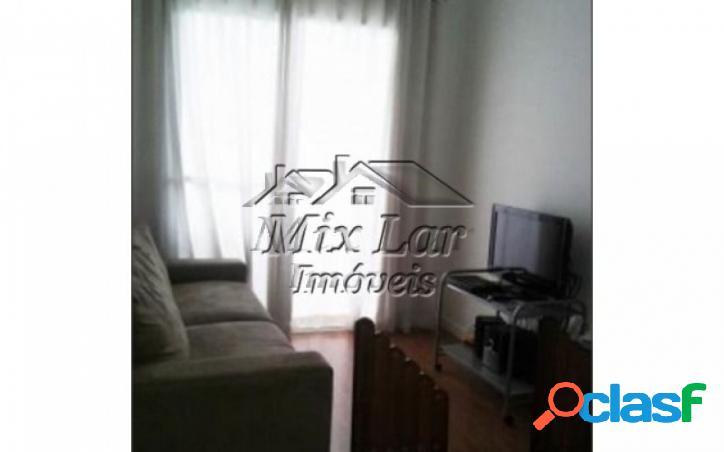 REF 163564 Apartamento no Bairro do Jardim Umuarama - Osasco