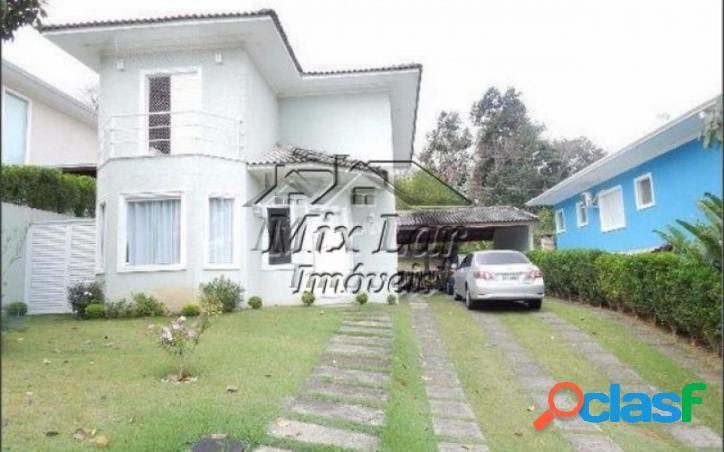 REF 163651 Casa em condomínio no bairro Granja Viana-