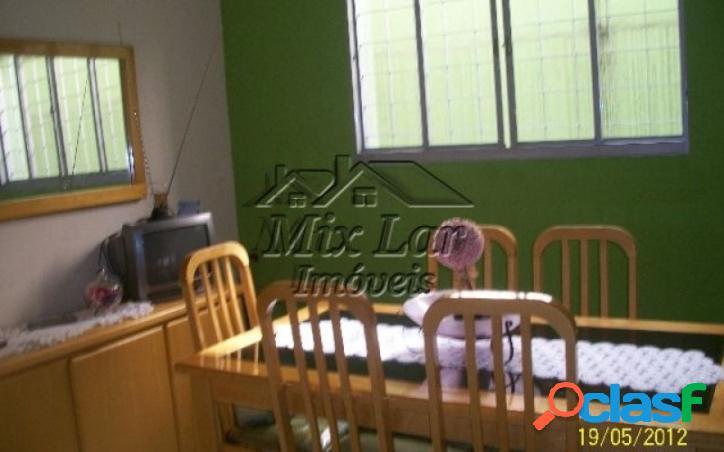 REF 163659 Casa Sobrado no bairro Bela Vista - Osasco - SP