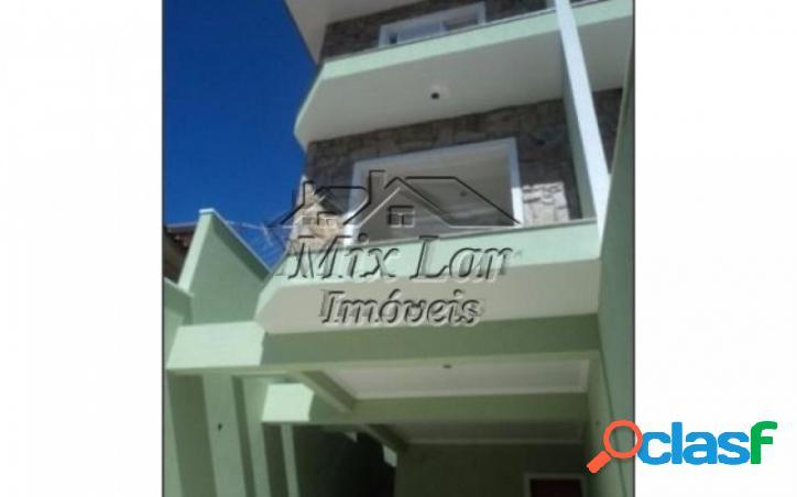 REF 163785 Casa Sobrado no bairro Bela Vista - Osasco - SP