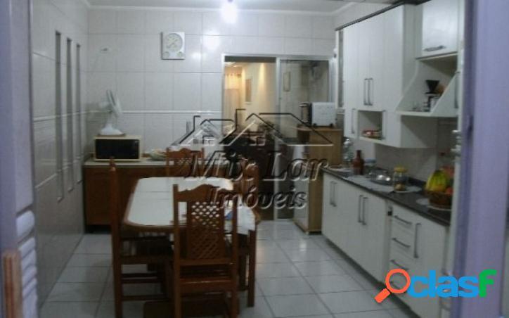 REF 163809 Casa Sobrado no bairro Presidente Altino - Osasco