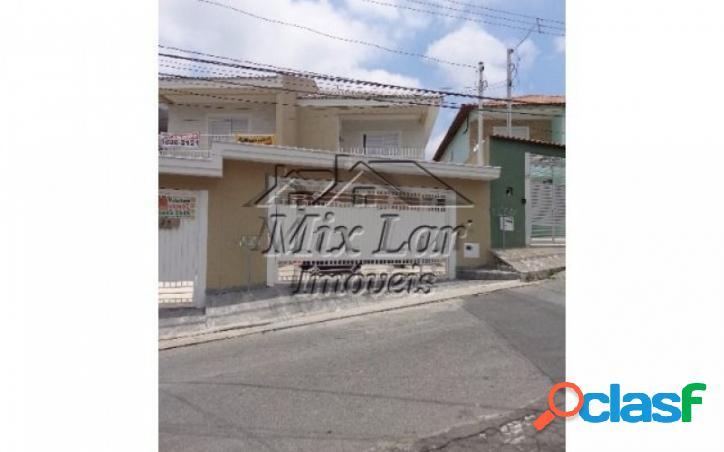 REF 163949 Casa Sobrado no bairro Bela Vista - Osasco - SP