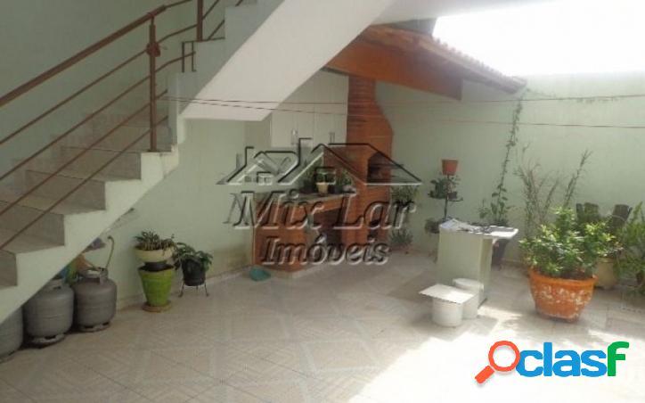 REF 163958 Casa Sobrado no bairro Jardim das Flores - Osasco