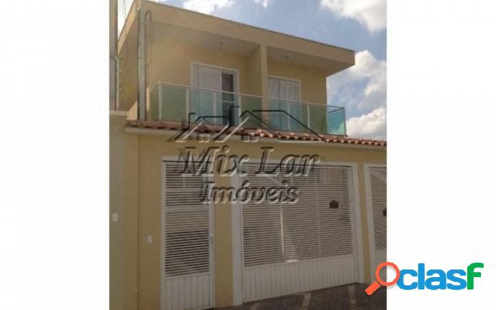 REF 164065 Casa Sobrado no bairro Jardim das Flores - Osasco