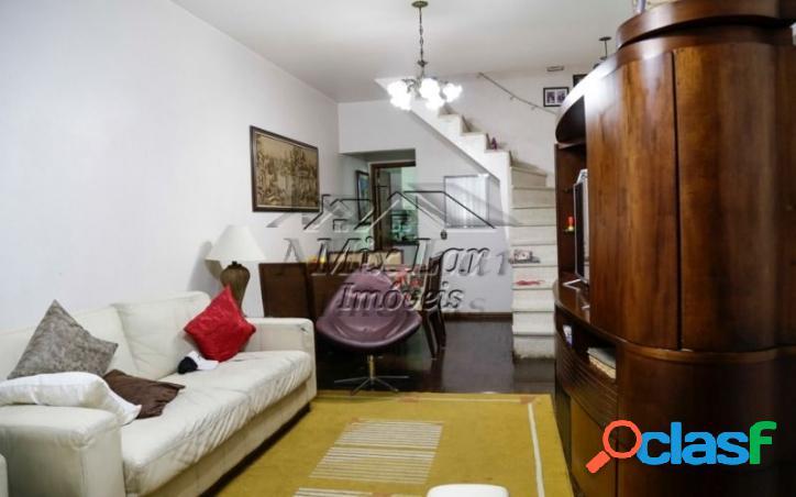 REF 164183 Casa Sobrado no bairro Jardim Guadalupe - Osasco
