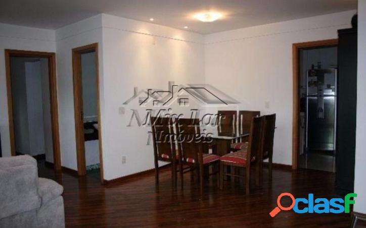 REF 164740 Apartamento no Bairro do Tamboré - Barueri SP