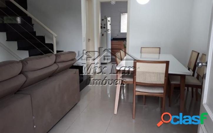 REF 164933 - Casa sobrado condomínio no Bairro do Jardim