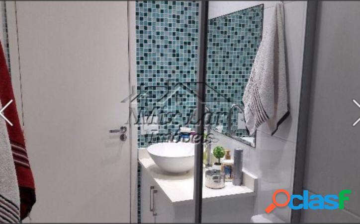 REF 165461 Apartamento no Bairro do Tupanci - Barueri SP