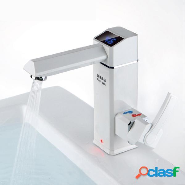 Torneira elétrica de aquecedor de água instantânea Faucet