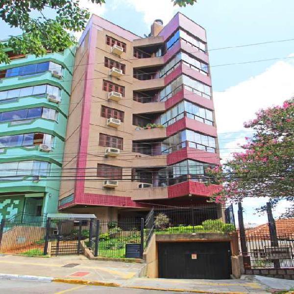 Apartamento de 2 dormitórios com suíte no Centro de