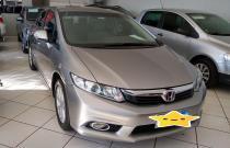 HONDA CIVIC - 2013 / 2014 LXS 16V FLEX 4P AUTOMÁTICO