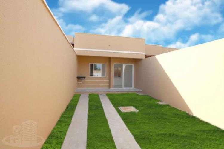 Linda Casa em Maracanaú - Entrada super facilitada