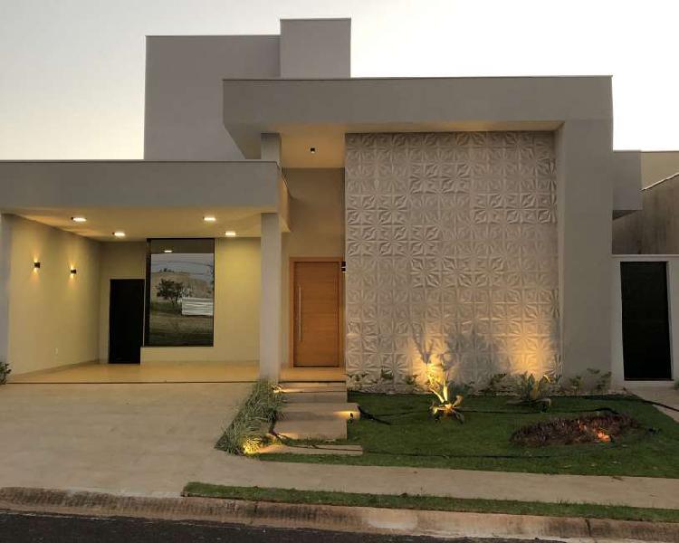 Linda casa no Condomínio Terra Vista entre Mirassol e Rio