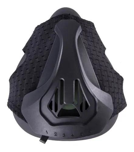 Máscara De Treinamento Alta Altitude Corrida Pico Esporte F
