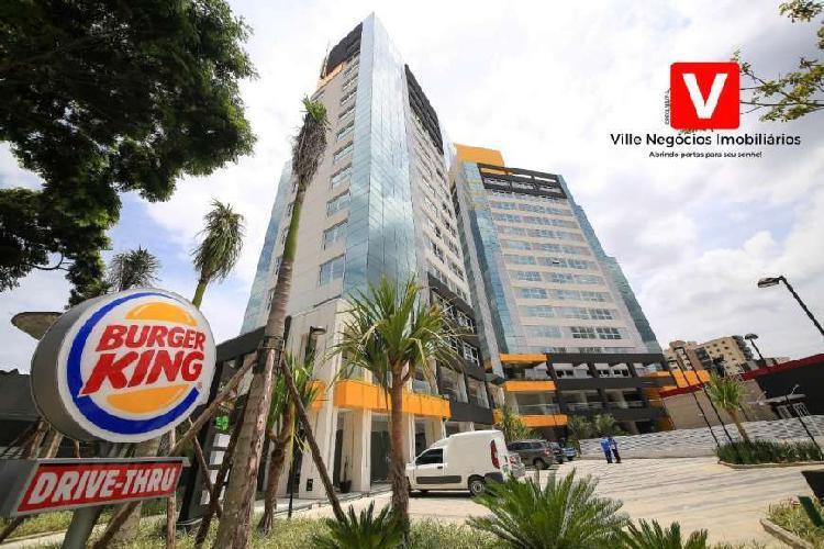Sala comercial para venda e locação no Centro de São