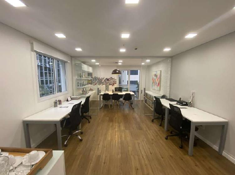 Sala/Conjunto para aluguel possui 40 metros quadrados em
