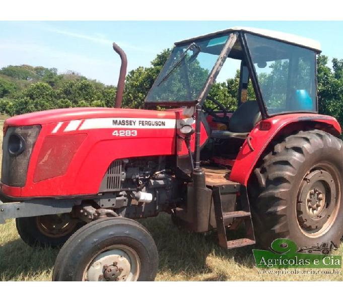 Trator Massey Ferguson 4283 4x2 (Todo Original!)