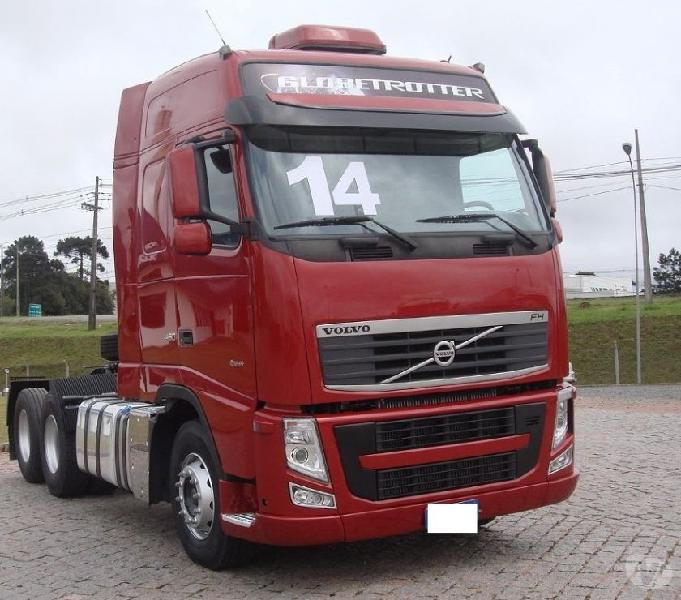 Volvo Fh 460 6x2 Ishift Globetrotter Ano 2014