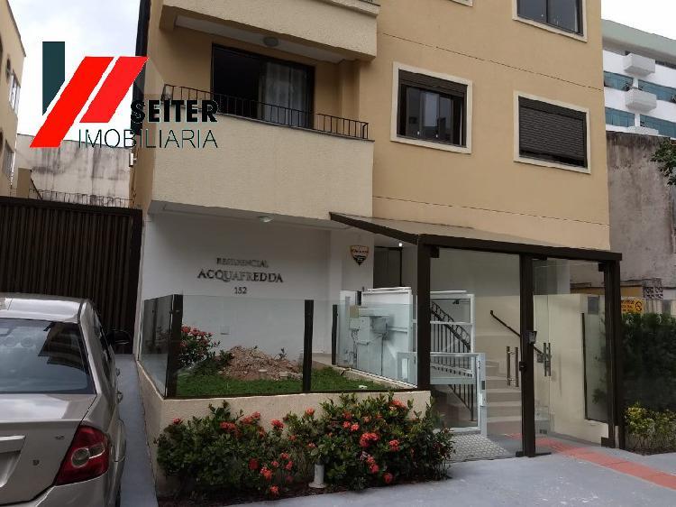 apartamento de 2 dormitorios com suite bairro trindade