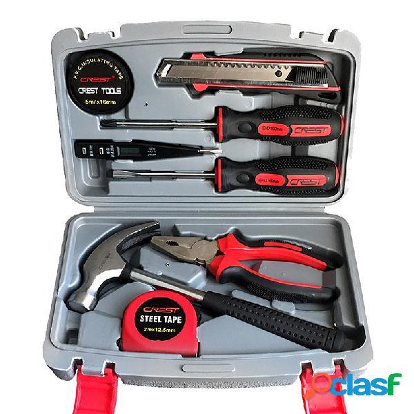 8pcs kit de ferramentas de reparo de casa kit de ferramentas