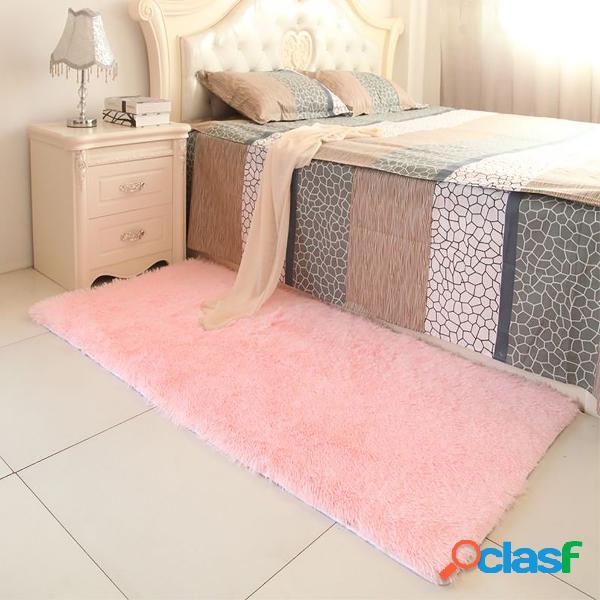90x160cm Tapete de moda Quarto Tapete Mat Cobertor macio