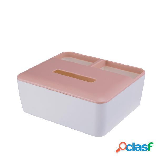 Caixa de armazenamento de controle remoto da caixa de