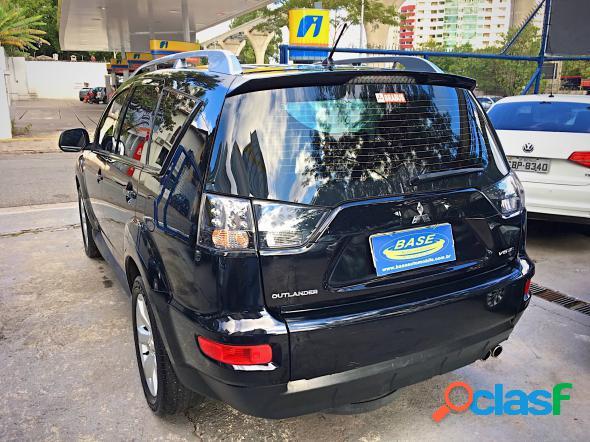 MITSUBISHI OUTLANDER 3.0 GT 3.0 V6 AUT. PRETO 2010 3.0 V6