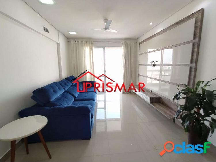 Semi mobiliado 3 dormitorios 1 suite varanda 2 vagas Marapé