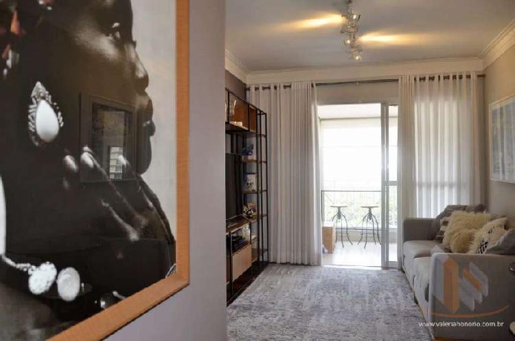Apartamento com Vista para a Hipica Santo Amaro