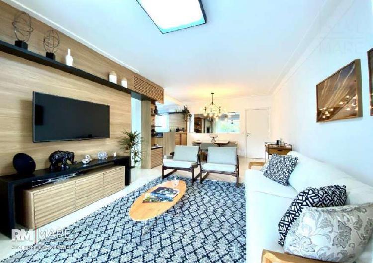Apartamento para venda com 128 metros quadrados com 4