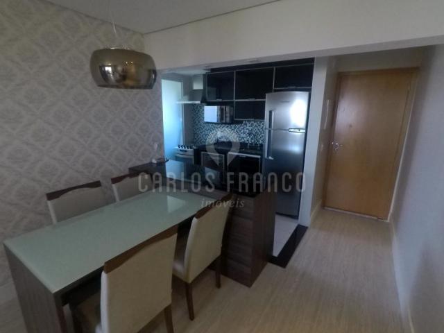Apartamento semi mobiliado para aluguel dois dormitórios e