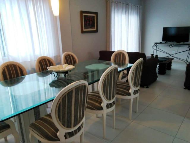 Locação Temporada - Apartamento 3 dormitórios quadra mar