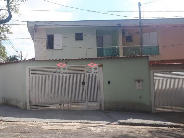 Sobrado à venda, 3 quartos, 3 vagas, Utinga - Santo