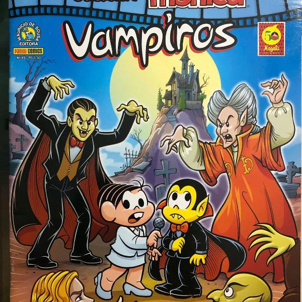 1 gibi turma da mônica - clássicos do cinema vampiros