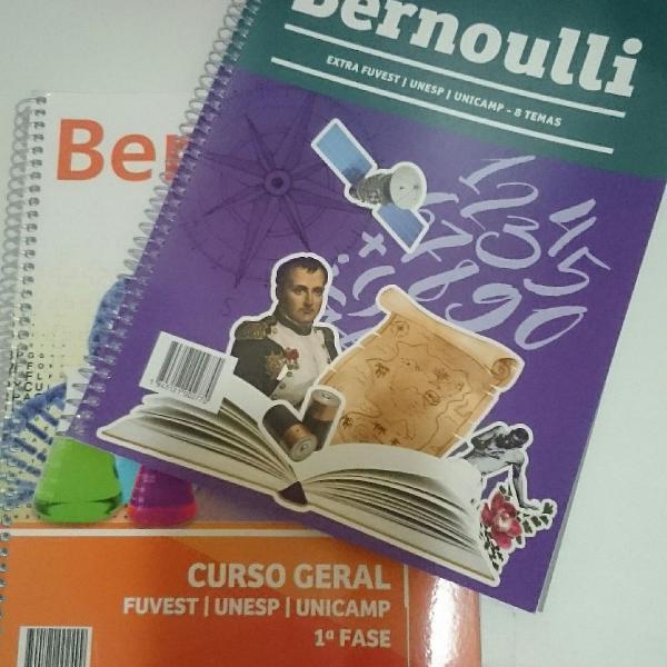 Apostilas Bernoulli